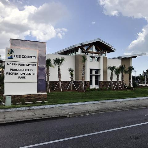 Photo of North Fort Myers Library
