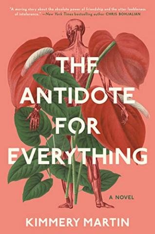 Book Cover for the Antidote for Everything